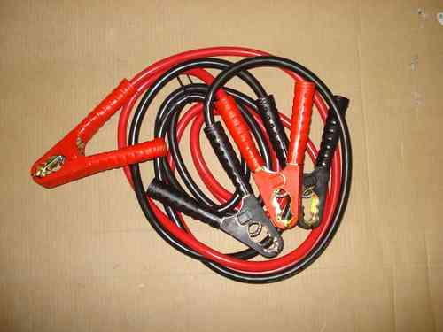 50mm² 3m Long 300 Amps Jump Leads