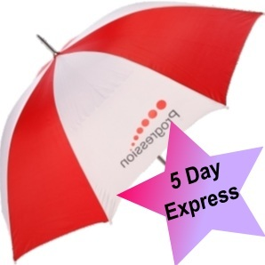 Express Golfers Umbrella