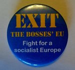 Exit the Bosses EU badge