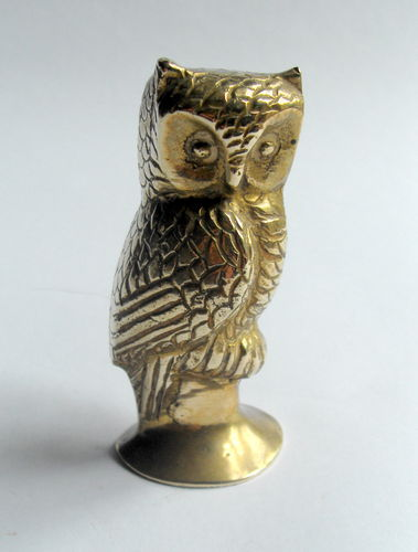 Smallish owl deskweight 4