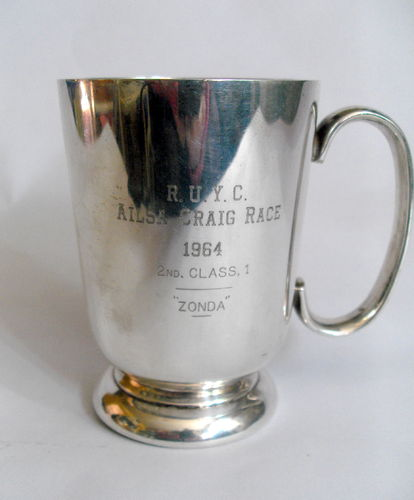 Yachting Trophy Tankard 1960s
