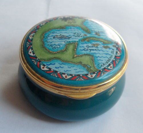 Staffordshire Enamels Miami box