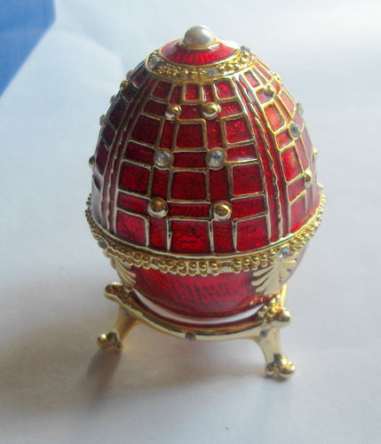 Decorative Tsars Hat egg