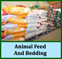 Animal Feed And Bedding