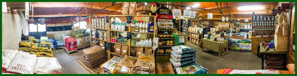 panoramic farm shop