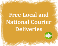free local deliveries, national courier deliveries