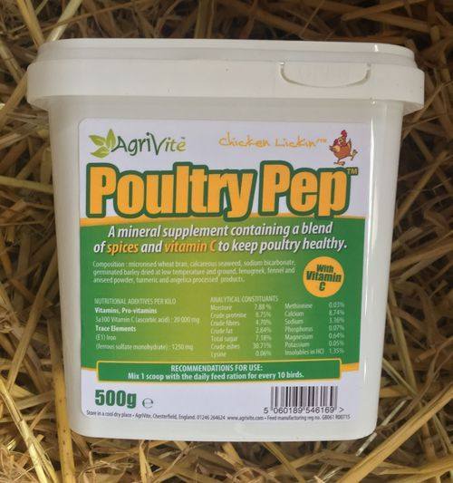 poultry pep mineral supplement