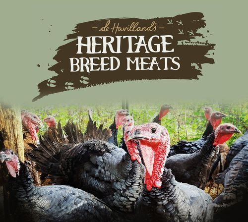 heritage breed meats