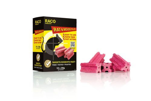 Raco rat and nice pest control