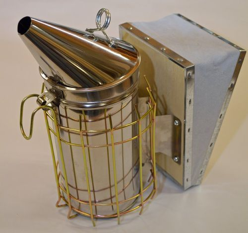 smoker deluxe stainless steel