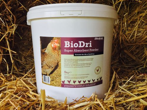 biodri promotion for pest control
