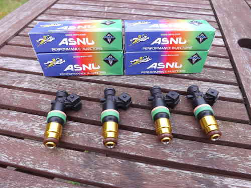 ASNU 1050cc 14 hole Acetal fuel injector