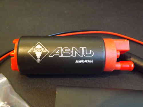 ASNU 340LPH in-tank fuel pump (Offset Inlet)