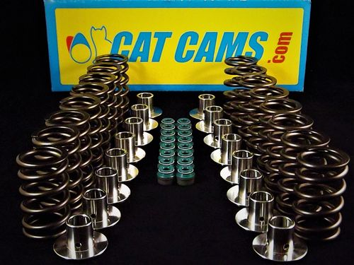 RnD Z20 Retainers, Cat Single springs and Stem seal kit