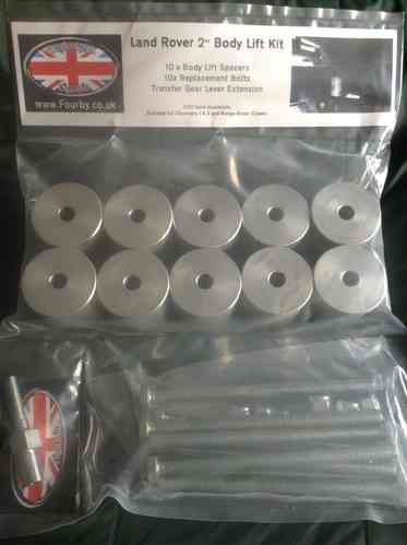 "2"" Body Lift Spacer Kit"