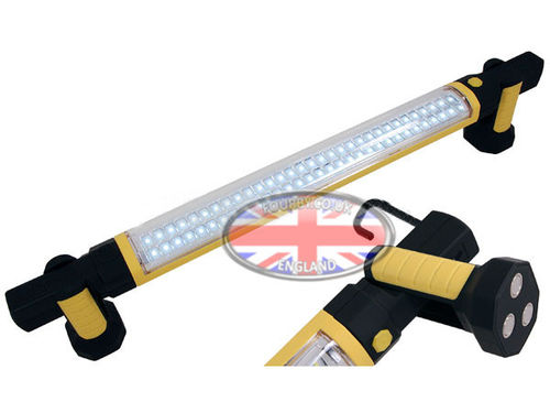 Light Sabre Work Lamp - 60 LED Rotating Magnetic Work Lamp