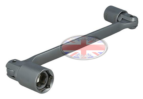 4 in 1 - Flexi head  Socket Wrench
