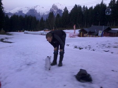Ghillie Kettle in the Alps! Thanks again what a great buy. Lorna Hatherby\\n\\n19/08/2014 14:05