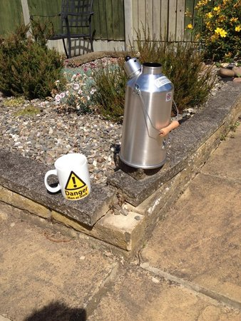 Just used my Ghillie Kettle for 1st time. It's Awesome! Thank You, Stuart Smiff\\n\\n19/08/2014 14:06