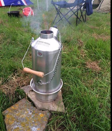 Alan King - Still working out best set up but it defo includes my Ghillie kettle from Landylubber!\\n\\n16/09/2014 09:04