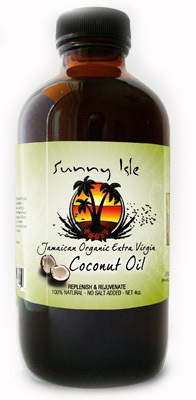 Organic Coconut Oil 4fl oz (118ml)
