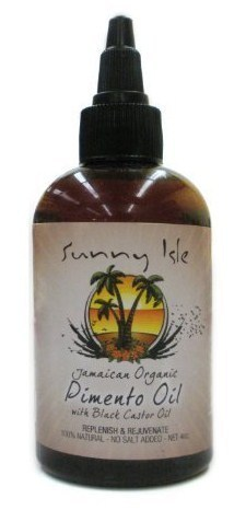 Pimento Oil (with Jamaican Black Castor Oil) 4fl oz (118ml)