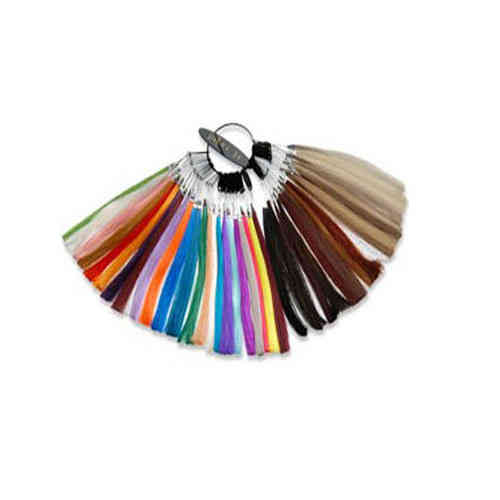 Colour Ring Selector - FIBRE HAIR