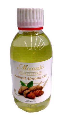 Almond Oil 200ml (7fl oz)