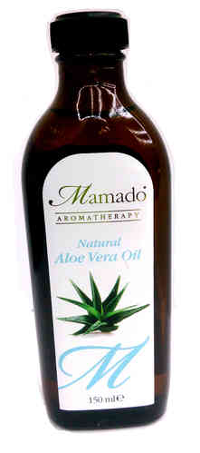 Aloe Vera Oil 150ml (5fl oz)
