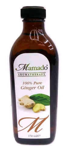 Ginger Oil 150ml (5fl oz)