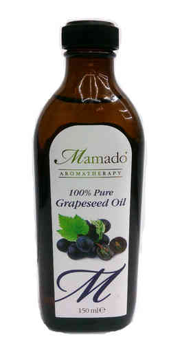 Grape Seed Oil 150ml (5fl oz)