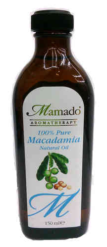 Macadamia Oil 150ml (5fl oz)