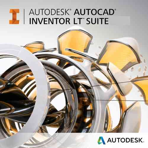 AutoCAD Inventor LT Suite 2018 (1 Year) single-user
