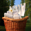 Sunwashed Linen - Cleaning product inspired